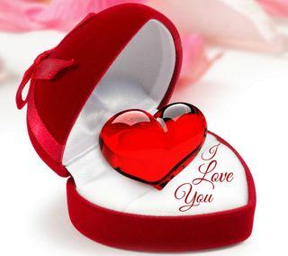 Обои на телефон романтика, фон, сердце, любовь, красые, валентинка, red heart, love