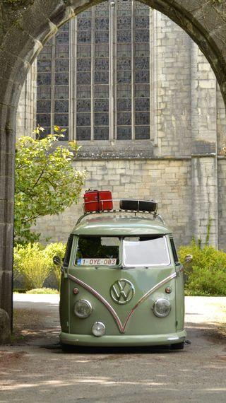 Обои на телефон фольксваген, автобус, vw bus 1963, volkswagen, camper