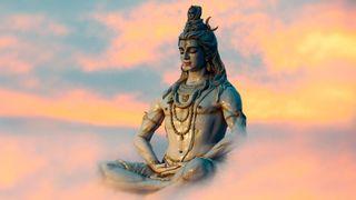 Обои на телефон шива, медитация, духовные, бог, hd