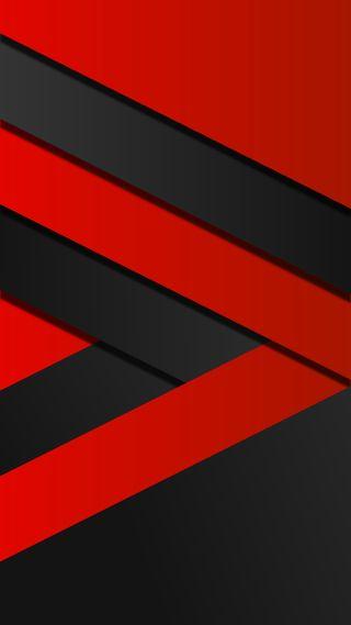 Обои на телефон бумага, черные, красые, абстрактные, bars