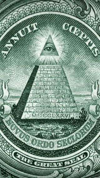 Обои на телефон сша, пирамида, деньги, билл, usa, nwo
