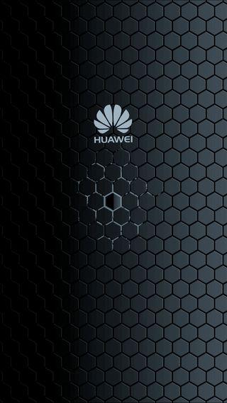 Обои на телефон черные, хуавей, логотипы, qhd, huawei