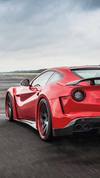 Обои на телефон феррари, новый, машины, красые, ferrari 458, ferrari