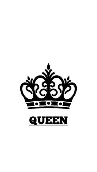 Обои на телефон корона, я, королева