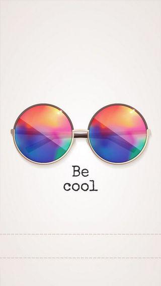 Обои на телефон будь, цветные, крутые, eyeglasses, be cool