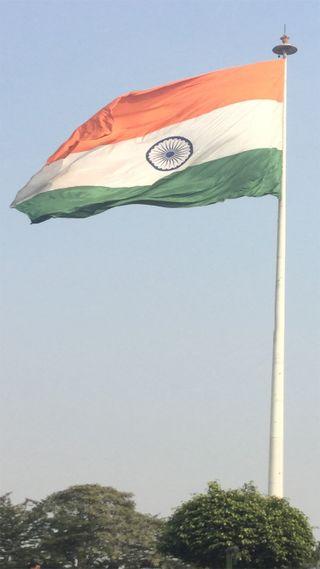 Обои на телефон страна, индия, флаг, национальная, patriotism, national flag