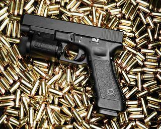 Обои на телефон оружие, gun ammunition, bullet