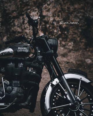 Обои на телефон мотоциклы, royal enfield, bullet royal enfield, bullet