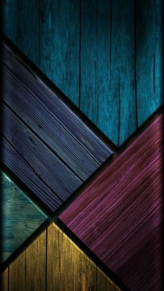 Обои на телефон цветные, стена, деревянные, дерево, color of wood, 3д, 3d