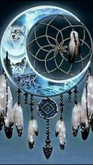 Обои на телефон мечты, черные, синие, мечта, любовь, ловец снов, волк, love