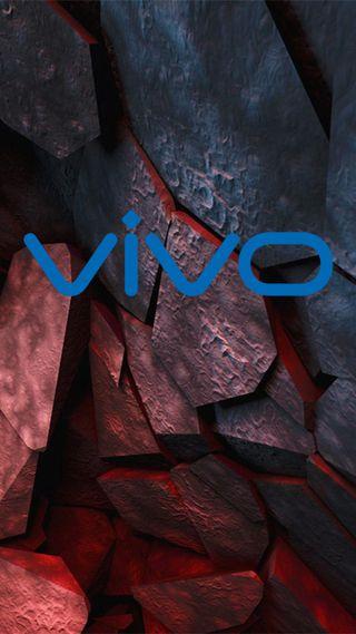 Обои на телефон gamevil, vivo, vivo nex, синие, красые, китай, бренды, смартфон