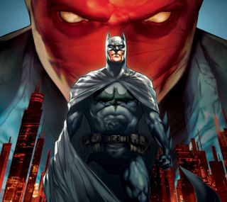 Обои на телефон железный человек, тор, супермен, мультяшные, мстители, марвел, красые, капюшон, бэтмен, red hood, marvel, dc