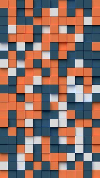 Обои на телефон квадраты, фон, текстуры, кубы, арт, абстрактные, hd, art, 3д, 3d, 1080p
