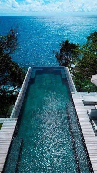 Обои на телефон плавание, pool