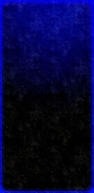 Обои на телефон светящиеся, синие, самсунг, грани, edge glow samsung
