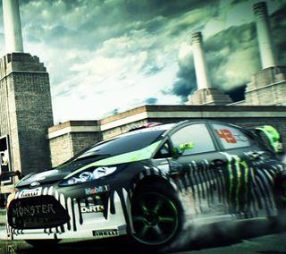 Обои на телефон энергетики, машины, игры, грязь, гоночные, видео, monster energy, dirt 3 race, dirt 3