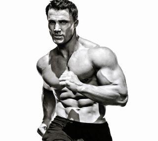 Обои на телефон фитнес, спортзал, мотивация, muscles, greg plitt
