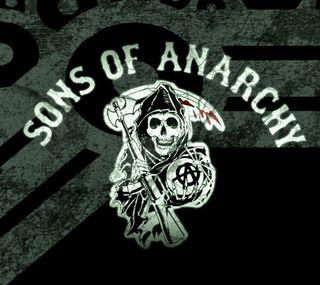 Обои на телефон шоу, сыны анархии, сыны, мотоциклы, логотипы, байкер, анархия, sons of anarchy ii, fx