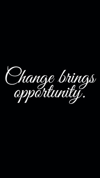 Обои на телефон менять, opportunity
