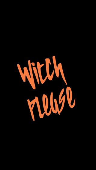 Обои на телефон ведьма, хэллоуин, ужасные, страшные, пожалуйста, октябрь, witch please