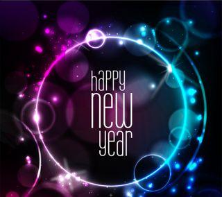 Обои на телефон счастливые, новый, год, hq, hd, happy, abstrac, 2015