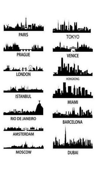 Обои на телефон лондон, токио, париж, мир, дубай, города, венеция, prague, moscow