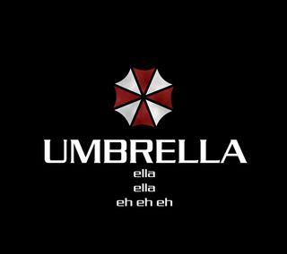 Обои на телефон песня, забавные, амбрелла, umbrella corporation, rihanna