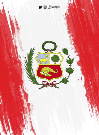 Обои на телефон чашка, футбол, флаг, фифа, россия, перу, мундиаль, мир, seleccion, inca, equipo