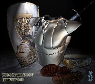 Обои на телефон христианские, броня, бог, armor of god