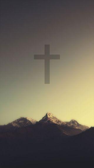 Обои на телефон христос, крест, христианские, исус