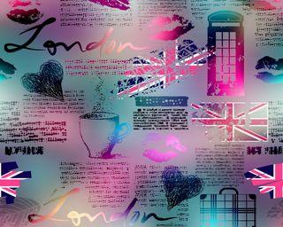 Обои на телефон лондон, любовь, вид, love