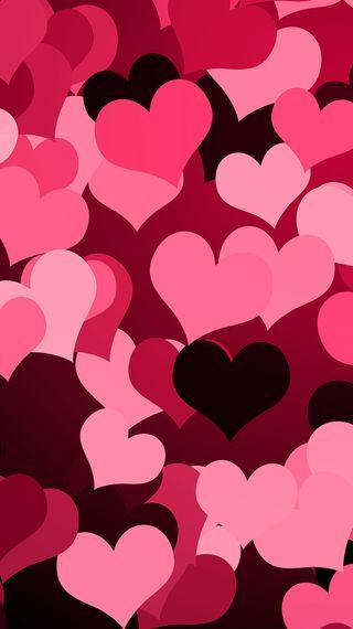 Обои на телефон дикие, сердце, любовь, день, love