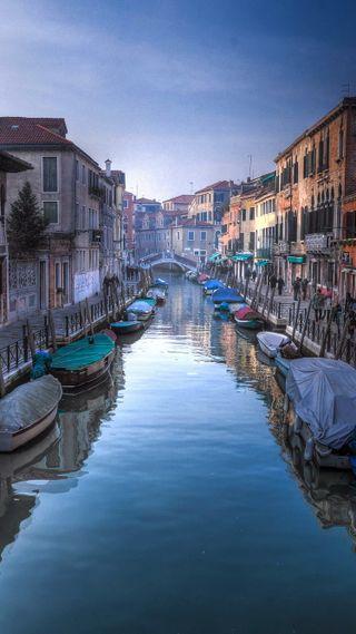 Обои на телефон италия, venezzia, italija