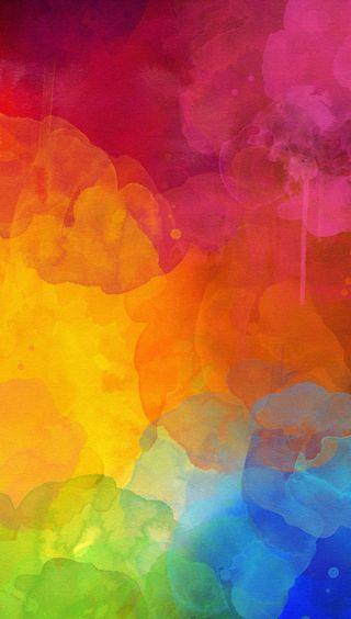 Обои на телефон сяоми, красочные, абстрактные, xiaomi, miui v6, miui 6, miui