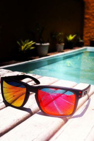 Обои на телефон очки, pool, oculos