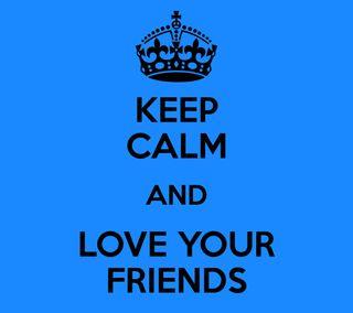 Обои на телефон спокойствие, любовь, leskovac, keep calm and love