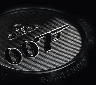 Обои на телефон часы, omega, 007omega, 007