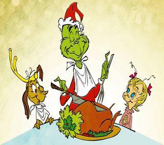 Обои на телефон шляпа, санта, собаки, рождество, макс, гринч, the grinch, santa hat, roast, dr seuss, betty lou