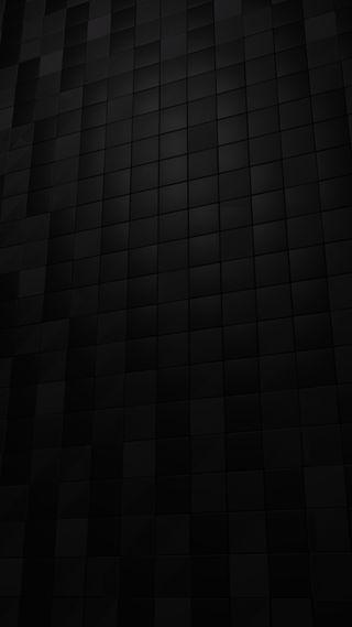Обои на телефон кубы, шаблон, черные, темные, стена, простые, куб, крутые, дизайн, black cube wall, 3д, 3d