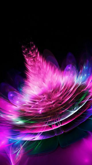Обои на телефон магия, цветные, красочные, абстрактные