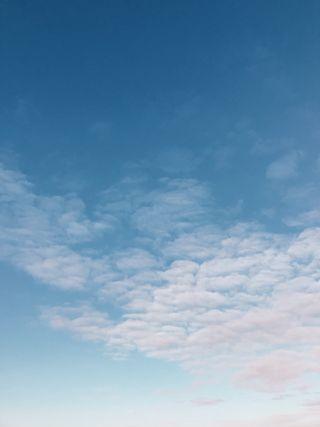 Обои на телефон погода, фото, синие, приятные, природа, облака, небо, красота, nice weather, hd