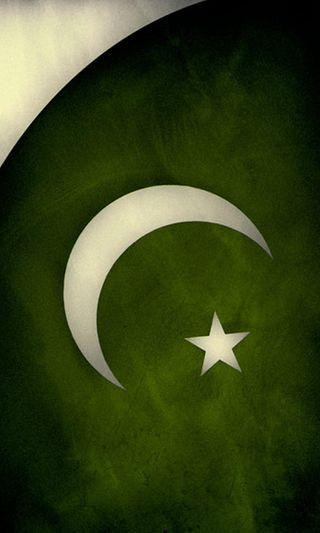 Обои на телефон пакистан, флаг