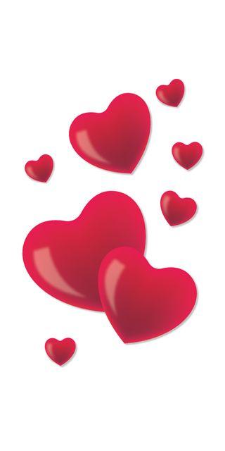Обои на телефон любовники, сердце, романтика, любовь, валентинка, белые, love, february, 3д, 3d