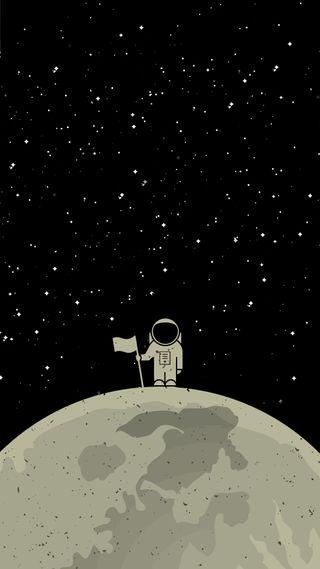 Обои на телефон spice, tumblr, космос, звезда, флаг, материал, старые