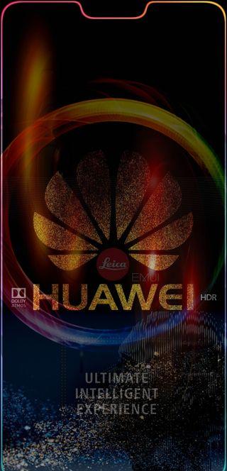 Обои на телефон хуавей, логотипы, выемка, p20, leica, huawei p20pro, huawei, emui, dts