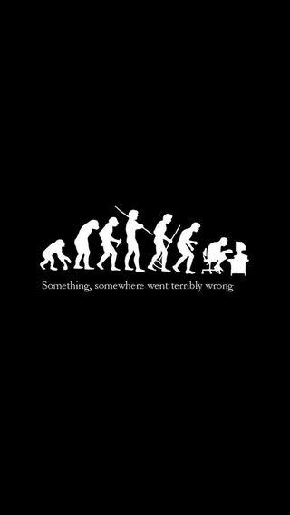 Обои на телефон эволюция, фан, забавные, funny evolution
