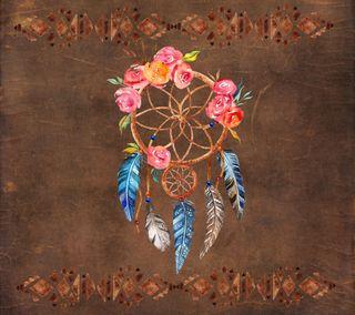 Обои на телефон art, catch your dreams, абстрактные, арт, мечты, племенные, ловец снов, твой, бохо