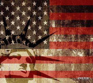 Обои на телефон прайд, сша, свобода, леди, гордый, военные, армия, америка, usa, lady liberty