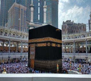 Обои на телефон религия, макка, исламские