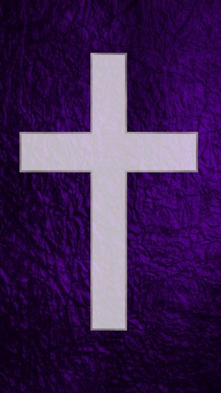 Обои на телефон церковь, христос, религия, христианские, фиолетовые, крест
